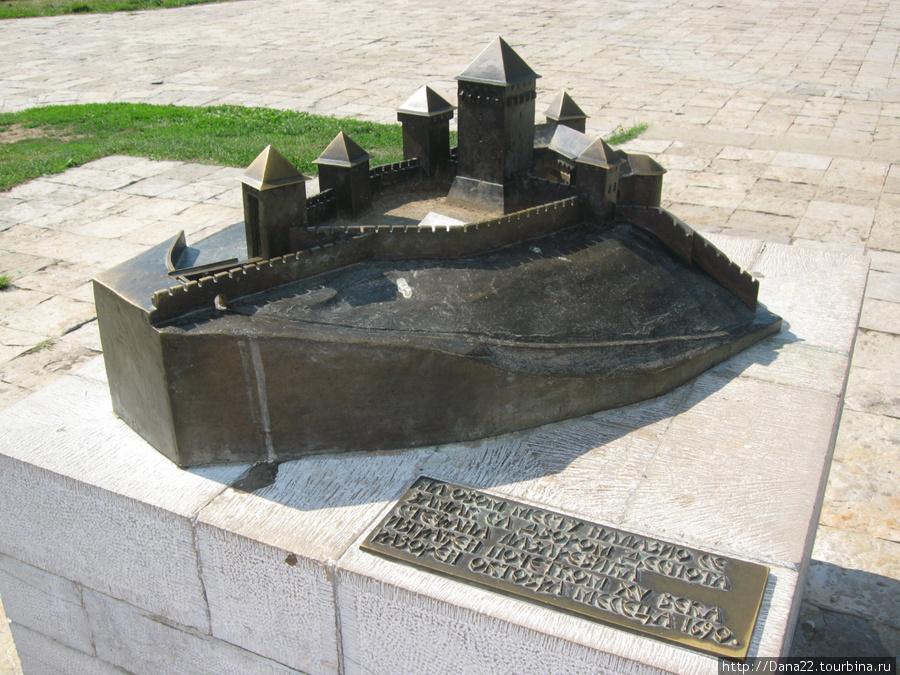 Мини-крепость