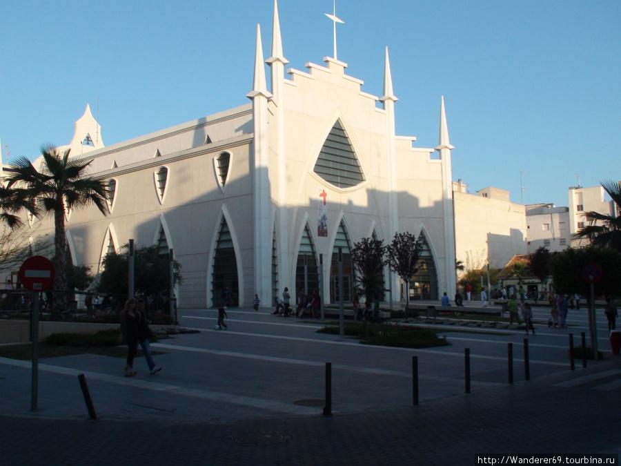 Католический собор (стиль Модерн)