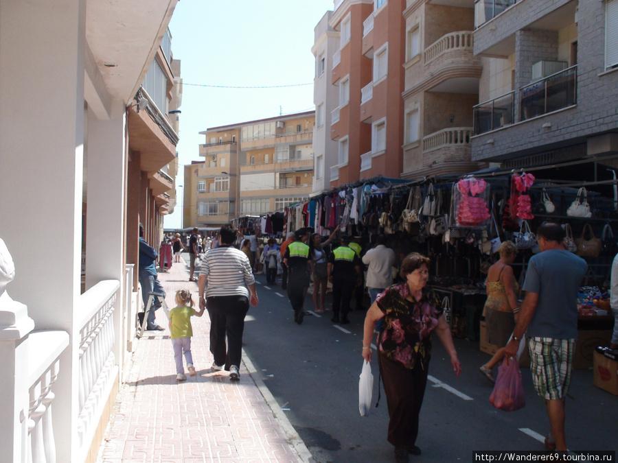 Рынок в Ла-Мате