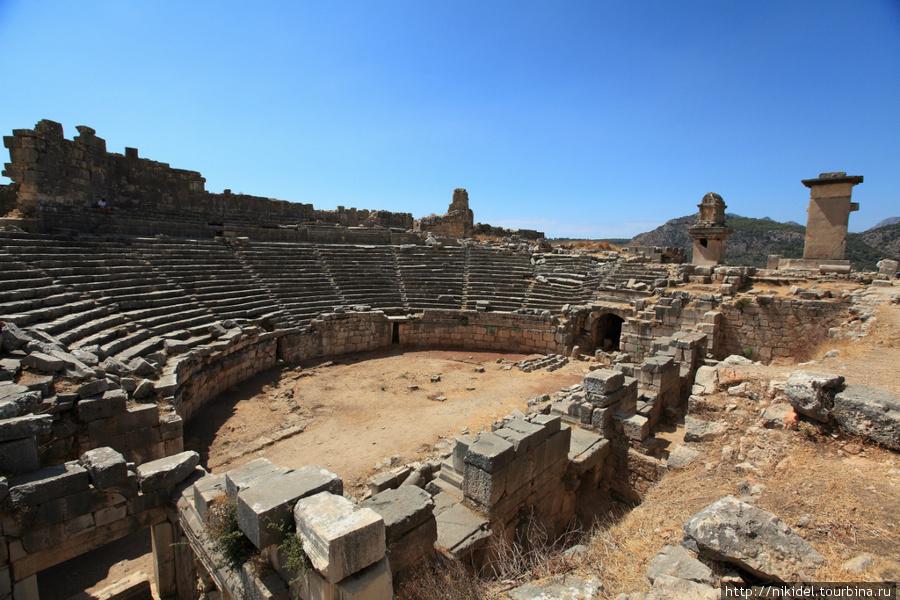 амфитеатр Ксантоса
