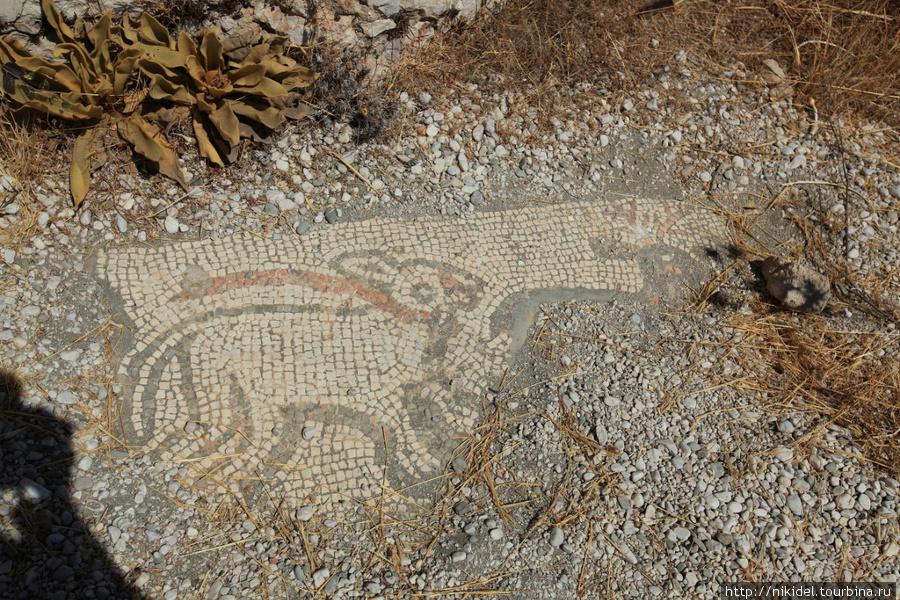 мозаика Ксантос