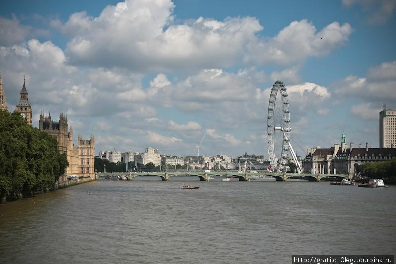 Погода поменялась и город преобразился. Солнечный Лондон еще красивее.
