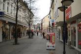 пешеходная улочка города