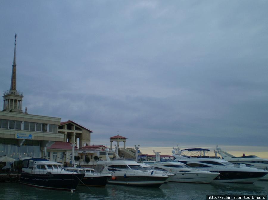 Морской вокзал
