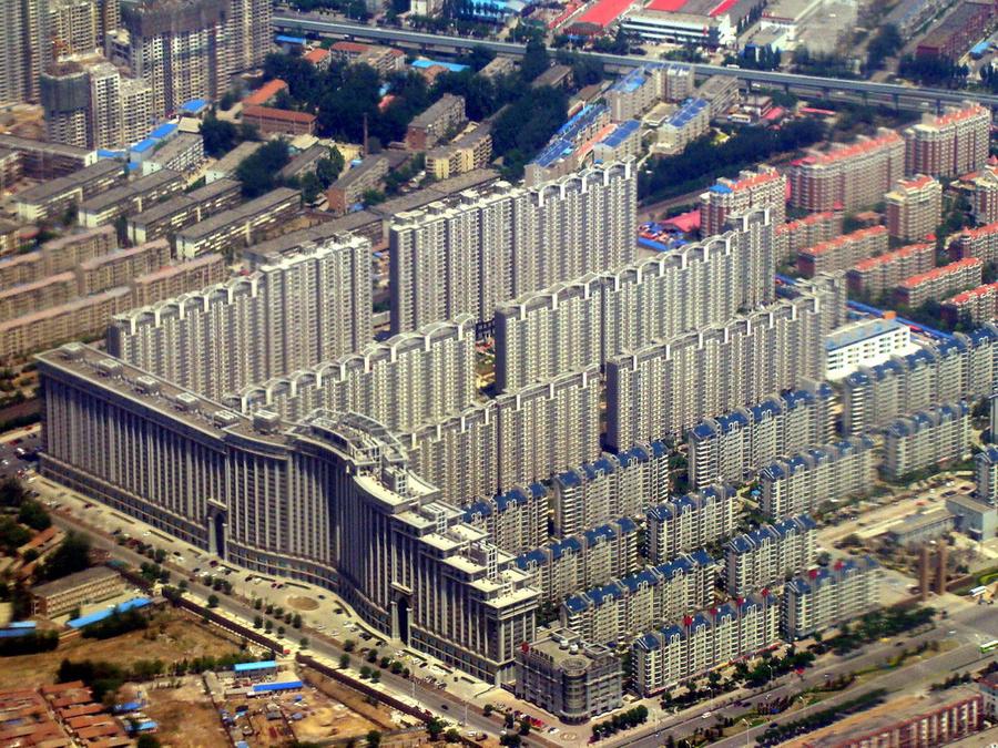 Приземление в Пекине