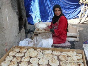 г. Каир, Египет. Пекарня при Каирском реабилитационном центре для женщин пострадавших от домагательств и насилия