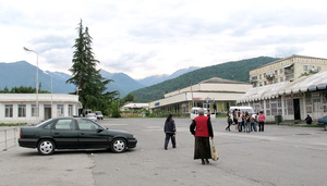 Автобусная станция.