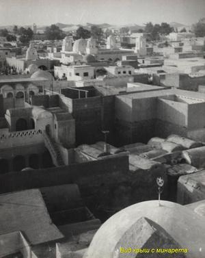 Крыши Эль-Уэда