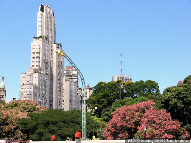 Одна из первых высоток аргентинской столицы