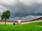 Башня Кутекрома (Наугольная круглая башня)