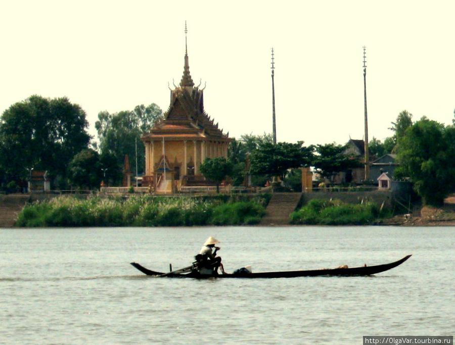 Камбоджийский Меконг