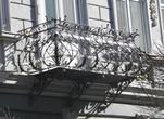 И еще один балкончик.