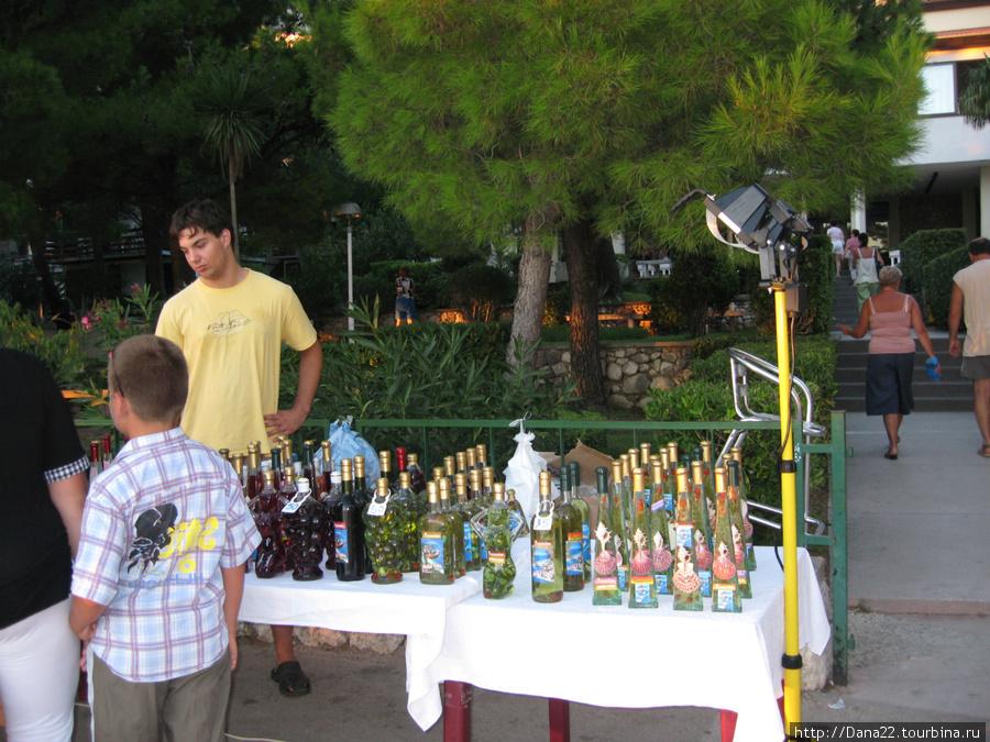 Те самые красивые бутылочки на набережной :)