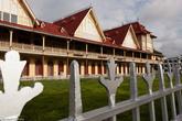 Так же наследство колониальных времен. 1887 года постройки.