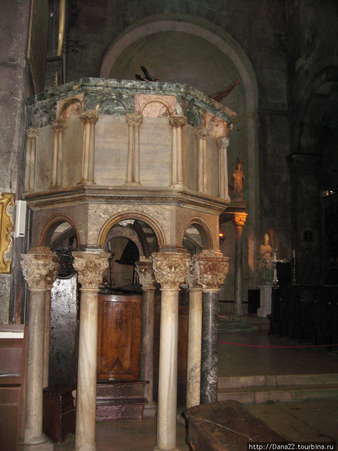 Кафедральный собор Святого Ловро