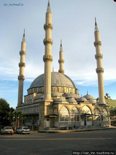 Главная городская мечеть