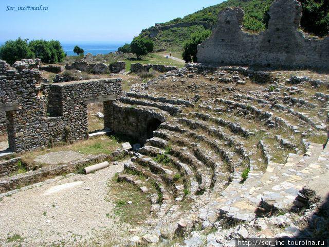 Городской театр Анемуриума