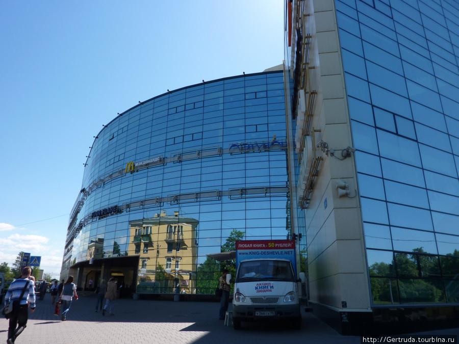 Здание Дисконт Центра