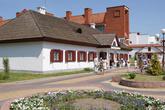 Дом, принадлежавший А. Суворову. Теперь здесь музей.