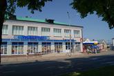 Центральный универмаг на улице Ленина.
