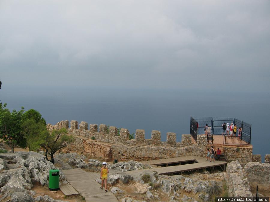 Балкон Клеопатры.