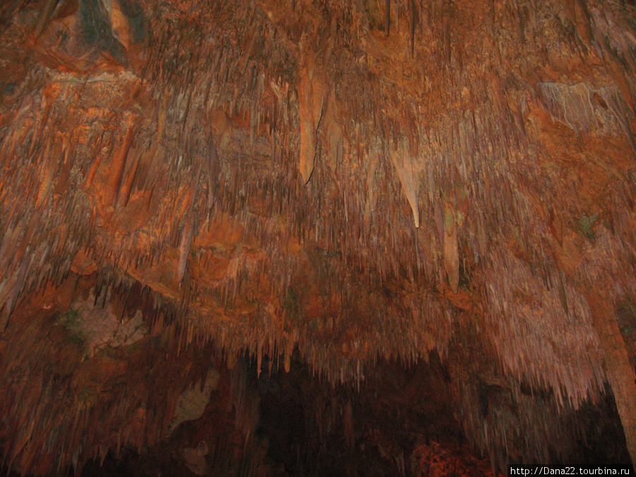 Пещера Дамлаташ.