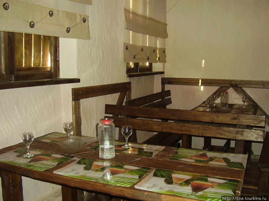 Сентябрь-2009. Поездка на Пшадские водопады. В дегустационном зале