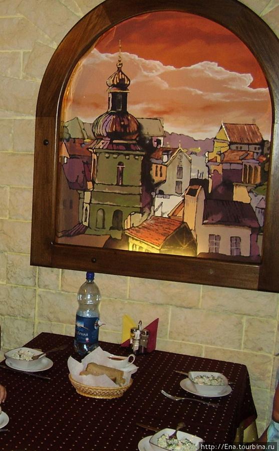 Июль 2006. Экскурсия в Сочи. Вкусный обед в