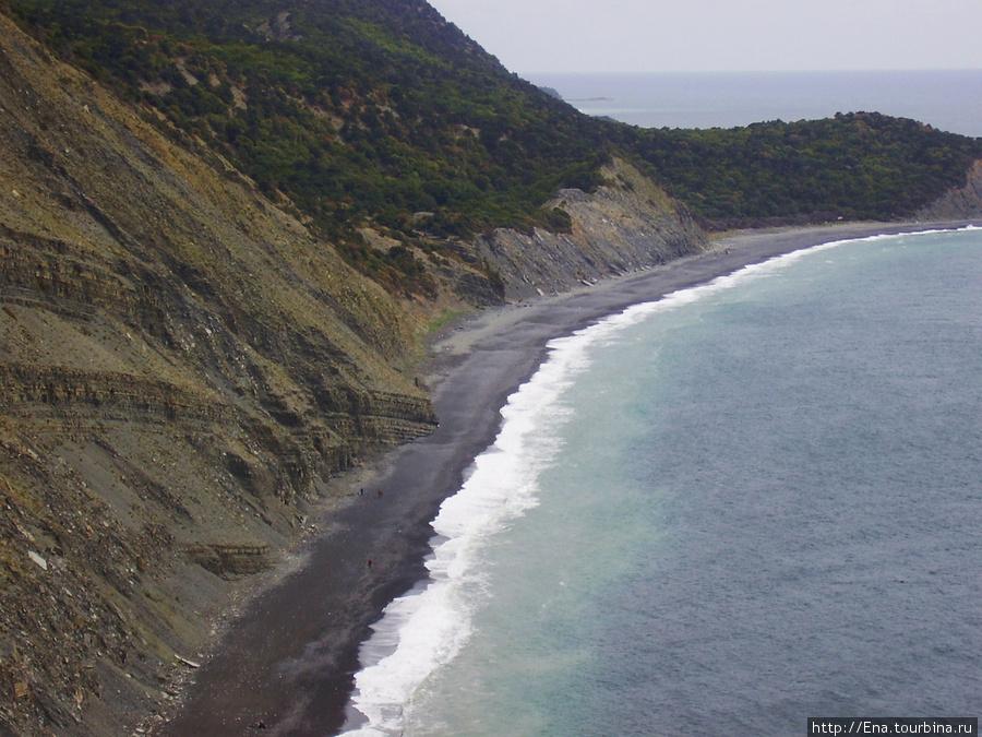 Сентябрь 2007. Поездка в Большой Утриш. Горы и море