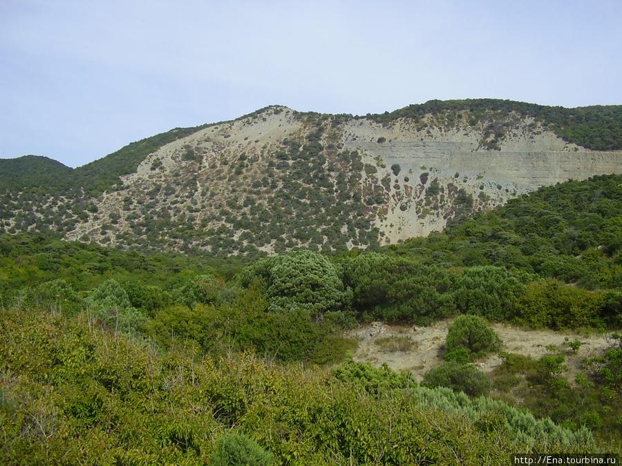Сентябрь 2007. Поездка в Большой Утриш. Лучше гор могут быть только горы...