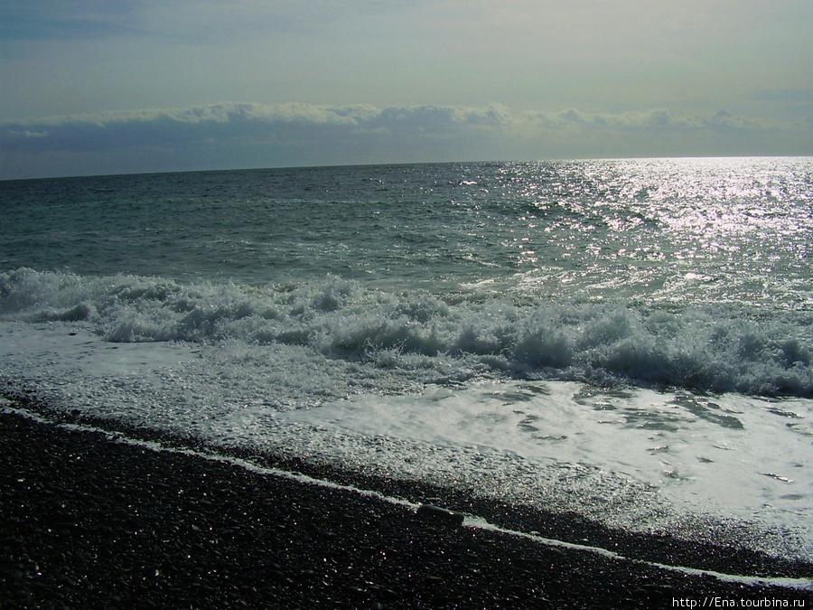 Сентябрь 2007. Поездка в Большой Утриш. Черное море!!!
