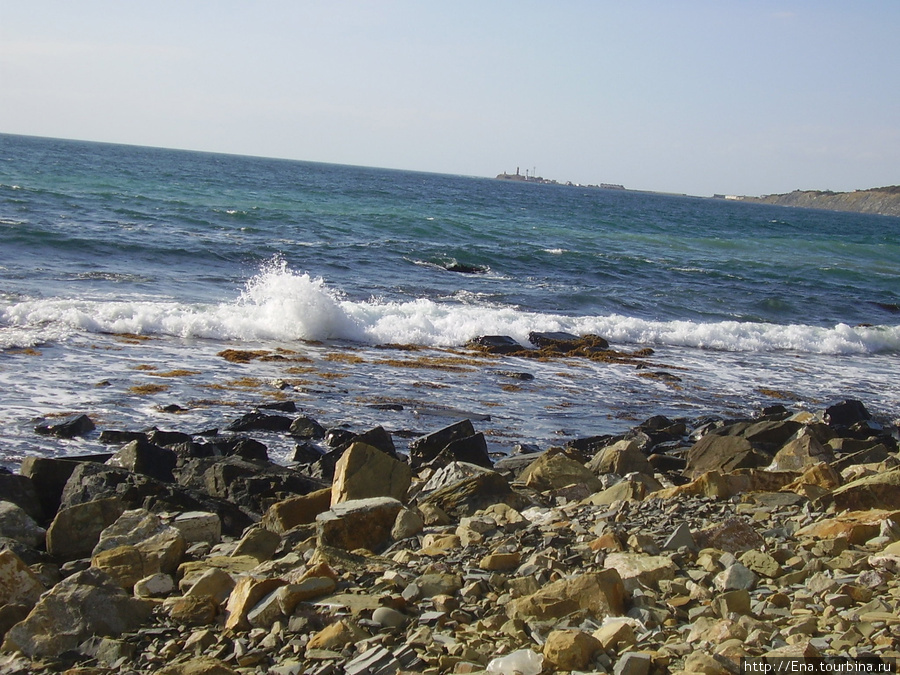 Сентябрь 2007. Поездка в Большой Утриш. Здесь можно просто спокойно отдохнуть и насладиться дикой природой