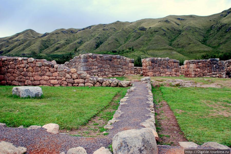 Крепость Пука Пукара — форпост на подступах к Куско