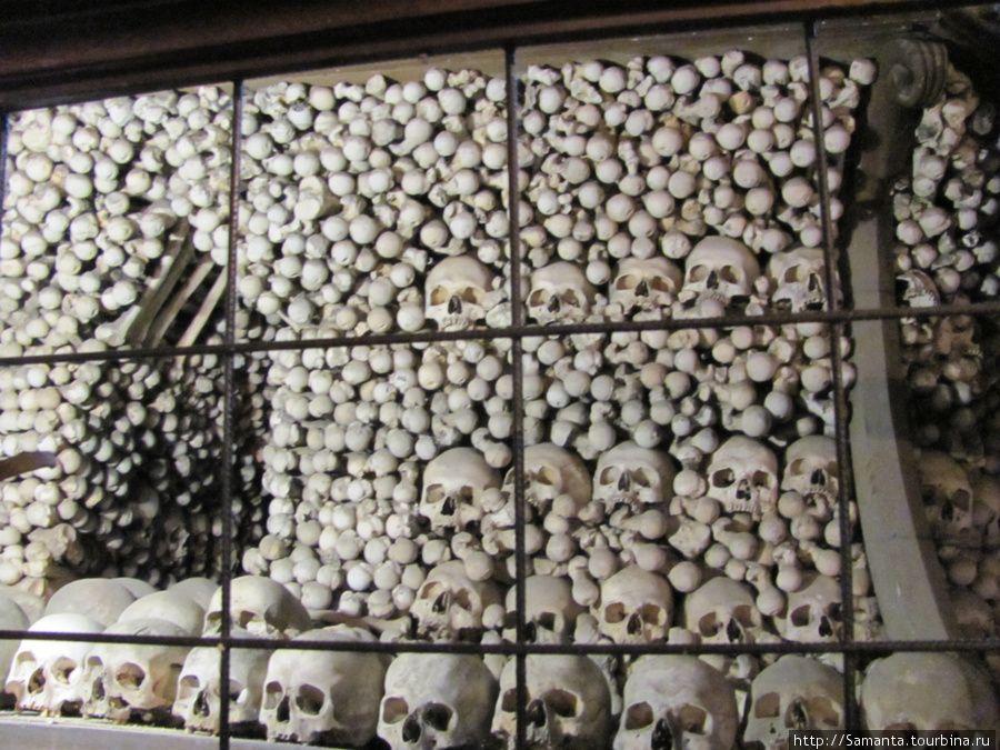 Костница — церковь на костях