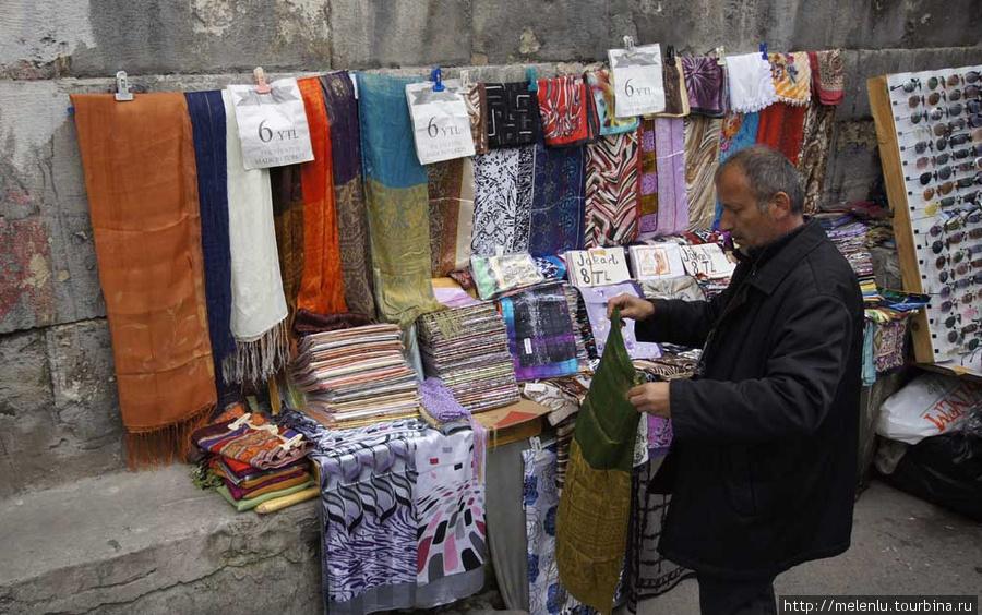 Кашемировые платки
