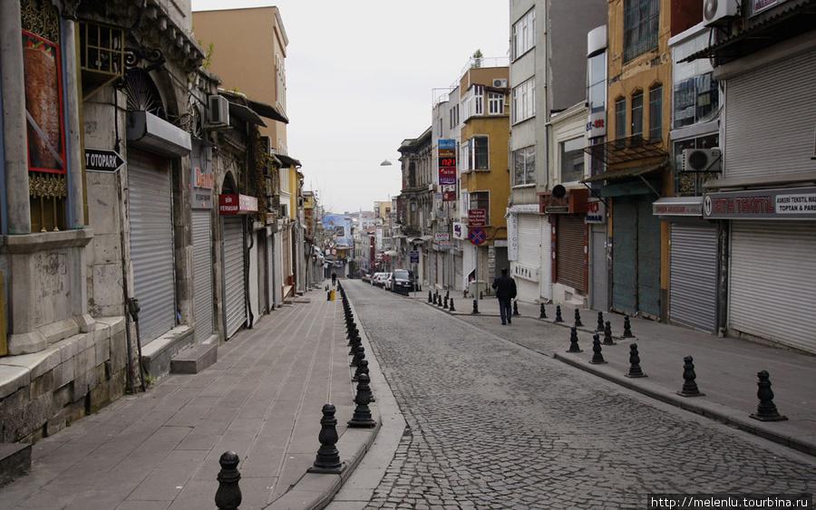 Воскресенье в Стамбуле