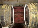 Самая большая бочка Середнянсхих подвалов, заполненная в 1993 году, и вмещает десять с половиной тонн, или 10594 декалитров ароматного вина.