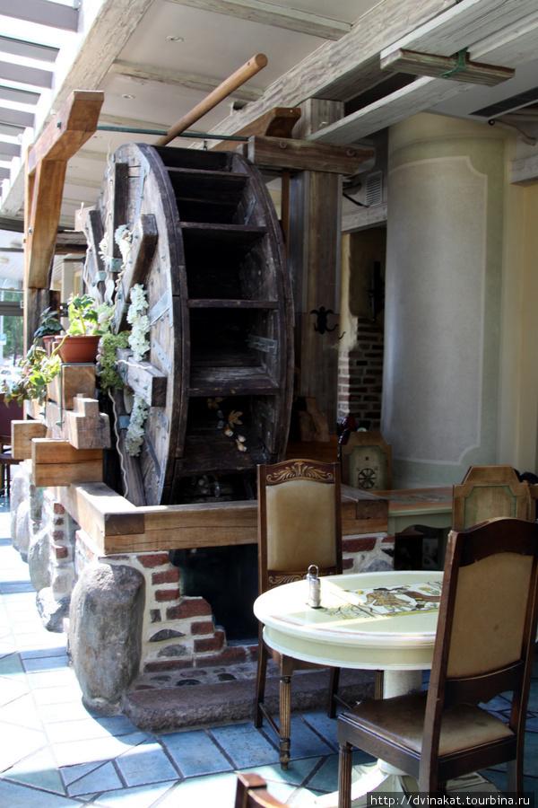 Ресторан быстрой кухни LIDO