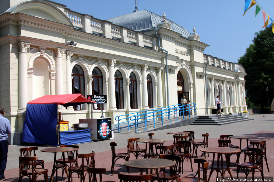 Вокзал Детской железной дороги