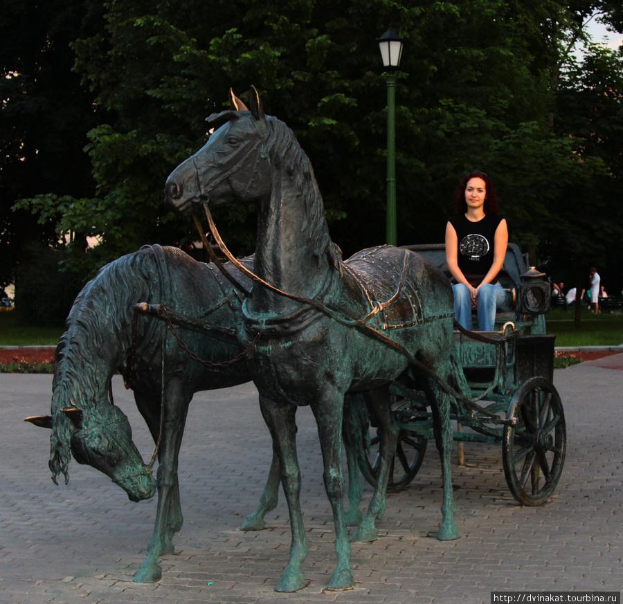 Ямщик...не гони лошадей...