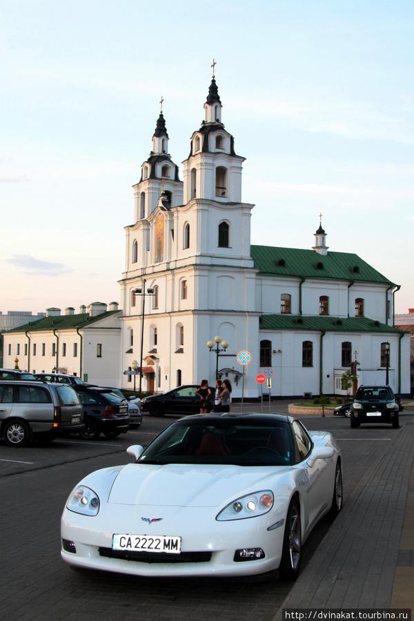 Минск город контрастов....или Европа рядом...