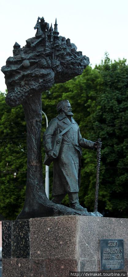 Язэп Дроздович Белорусский Леонардо да Винчи
