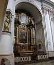 Внутри  Ursulinenkirche