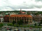 Панорама с ратуши