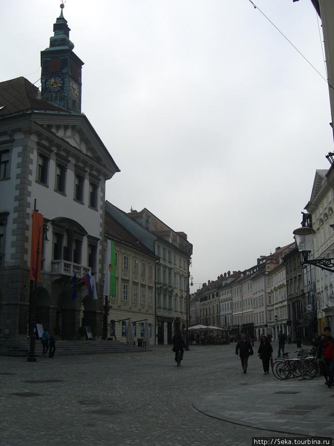 Городская площадь (Mestni