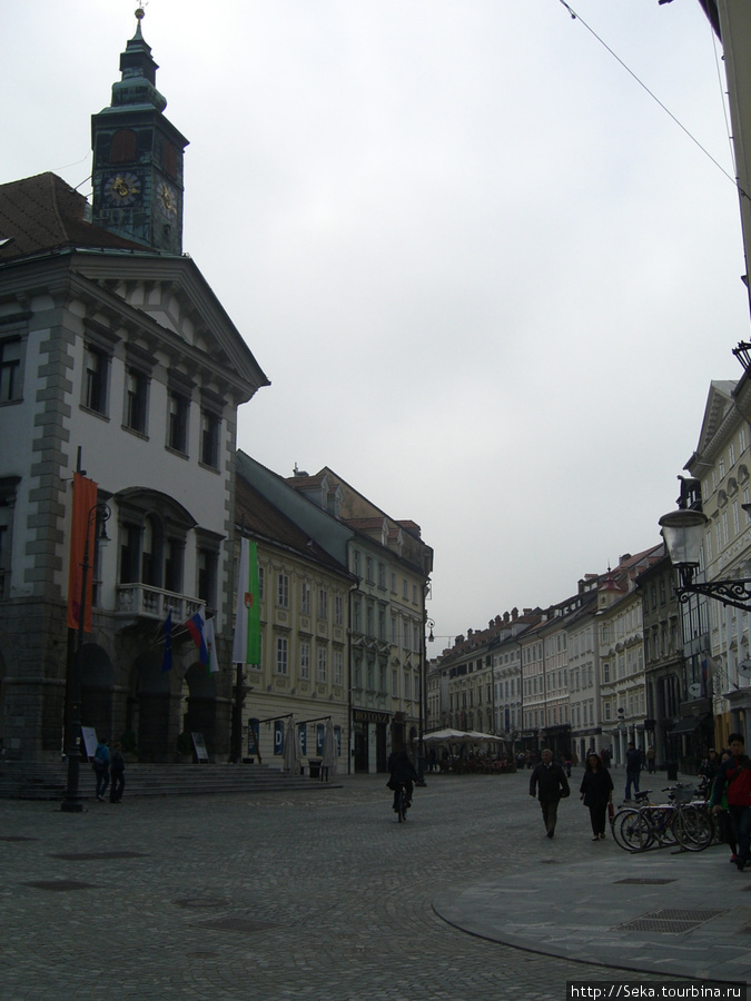 Городская площадь (Mestni trg)