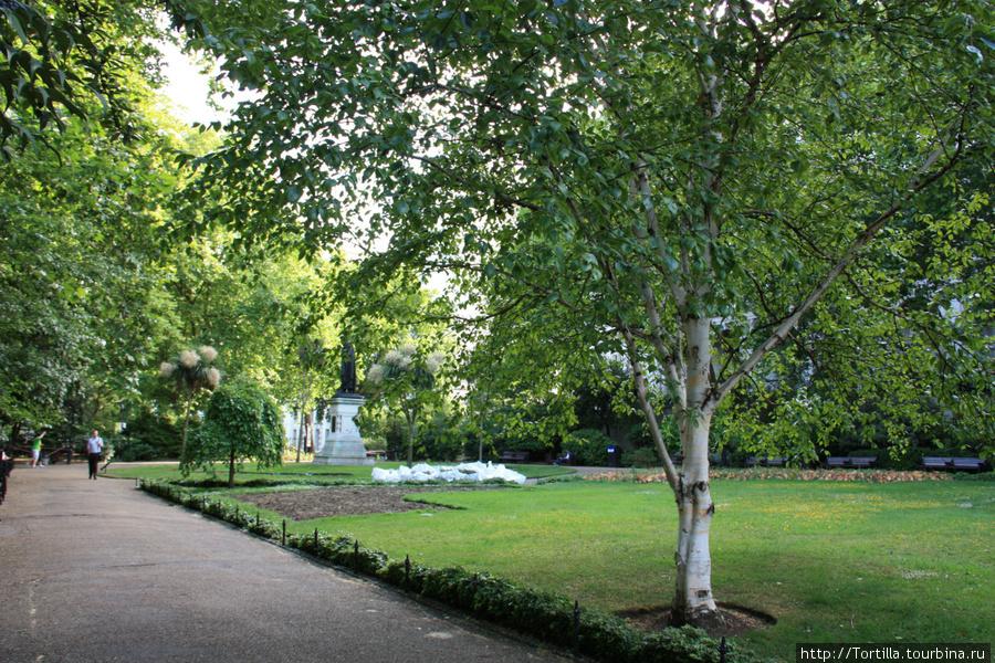 сады Уайтхолла