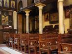 г. Каир, Египет. Коптская церковь Богородицы