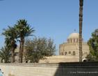 г. Каир, Египет. Коптская церковь Богородицы. Эта церковь была основана еще в 3-ем веке. Затем в 4-ом веке был основан коптский монастырь, а впервые о Коптской церкви Богородицы и монастыре упомянули древние документы в 831-849 годах
