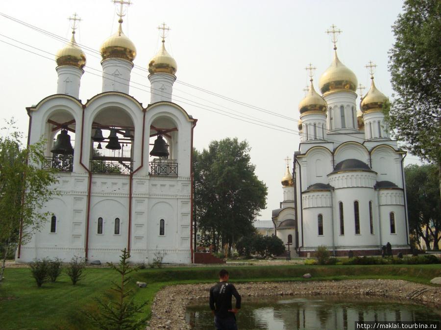 Переславль Залесский. Никольский женский монастырь. Церковь Петра и Павла.